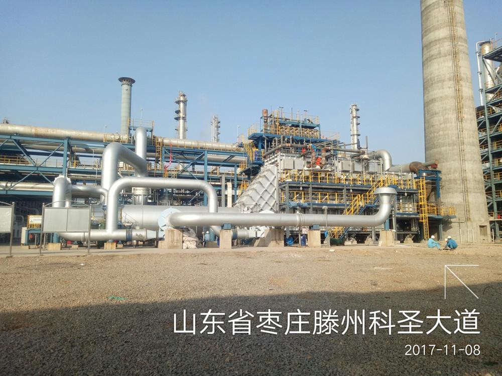 7122G联泓新材料有限公司100万吨/年DMTO装置及系统配套技术改造余热锅炉