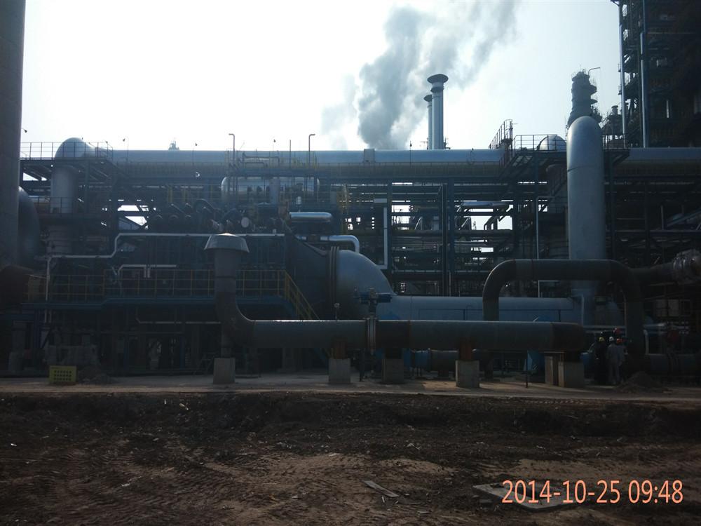 蒲城清洁能源化工有限责任公司渭北煤化工园区180万吨甲醇70万吨聚烯烃项目DMTO装置CO燃烧炉及余热锅炉