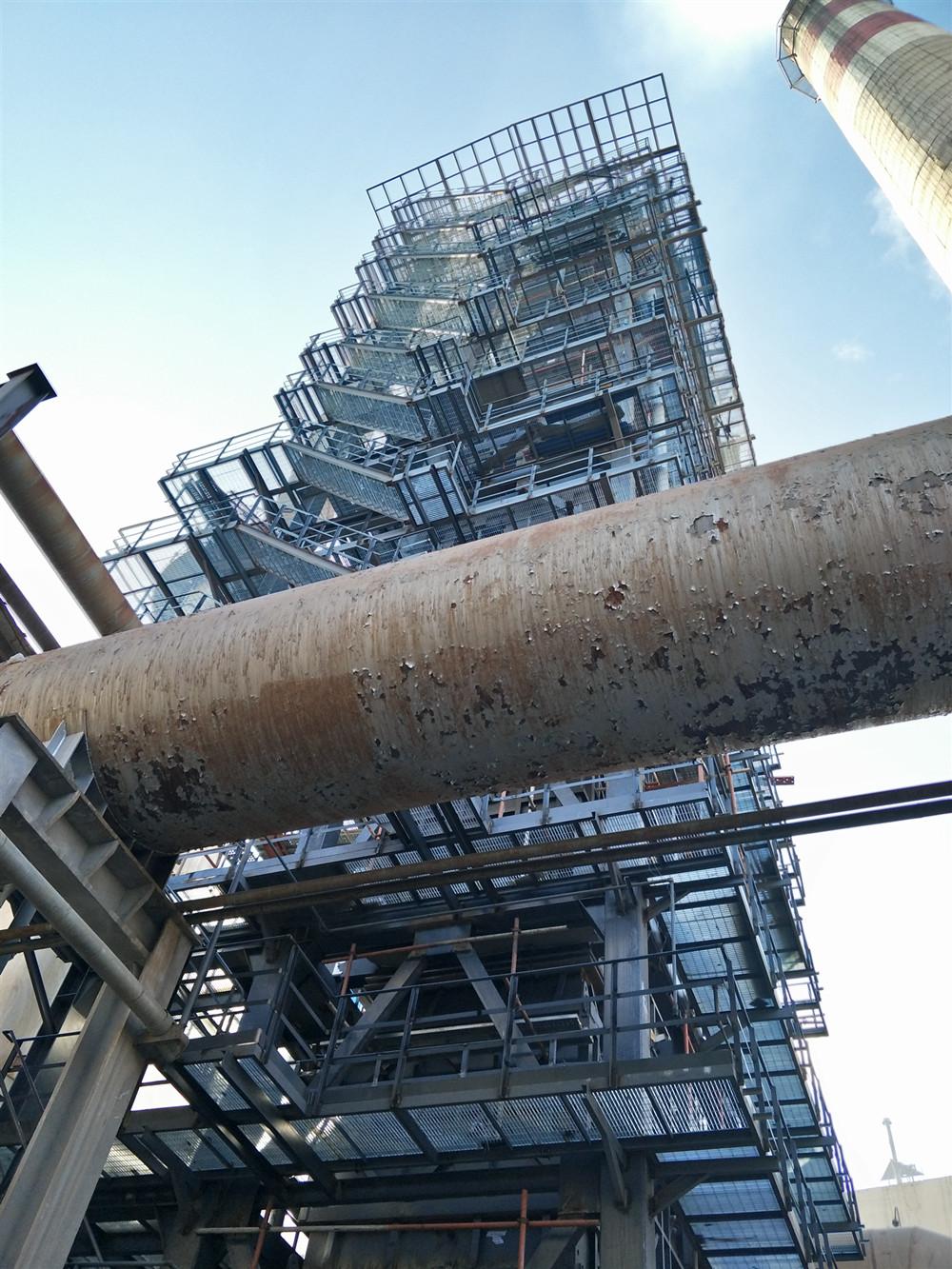 6349G陕西延长石油集团有限责任公司永坪炼油厂120万吨/年催化装置烟气脱硝项目余热锅炉