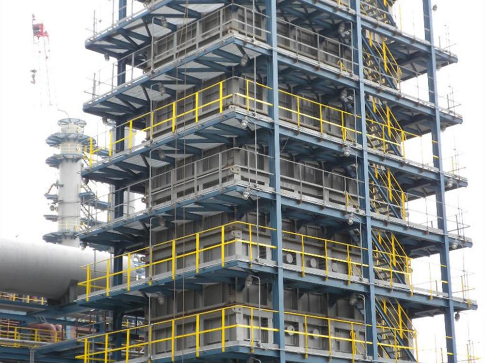 中石化广西北海分公司170万吨/年催化装置余热锅炉