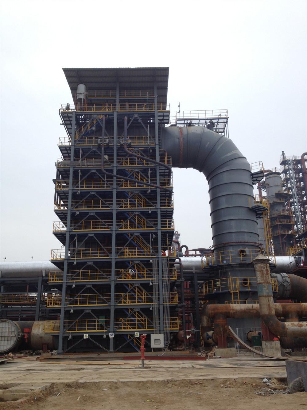 132164东营利源环保科技有限公司180万吨/年DCC联合装置及配套工程余热锅炉、CO焚烧炉整体照片3