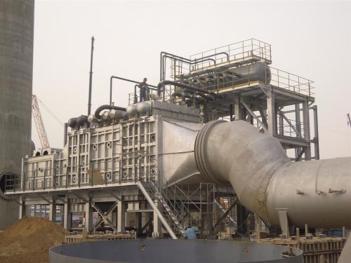 宁夏宝丰能源集团有限公司焦化废气综合利用制烯烃项目60万吨/年DMTO装置甲醇制烯烃单元余热锅炉